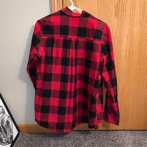 Express Tops - Medium Express Plaid Shirt